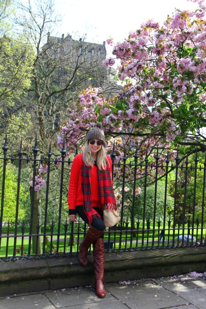 Mirella Edimburgo tartan 10