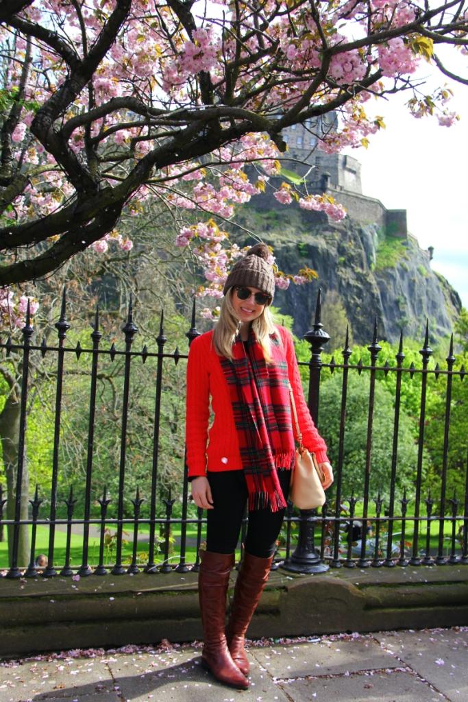 Mirella Edimburgo tartan 12