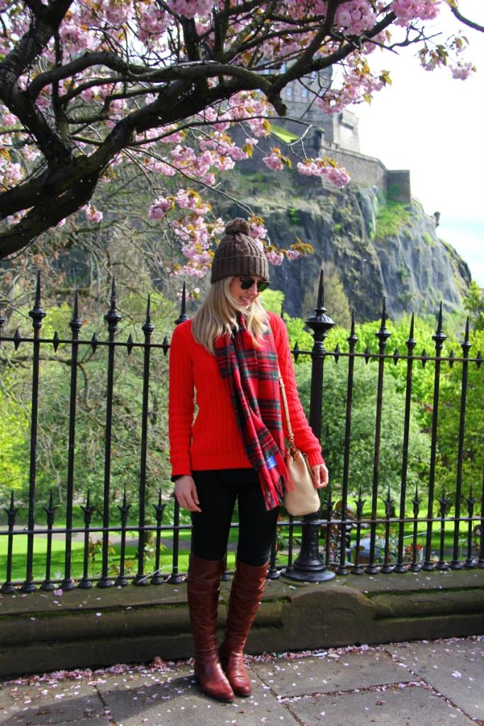 Mirella Edimburgo tartan 13