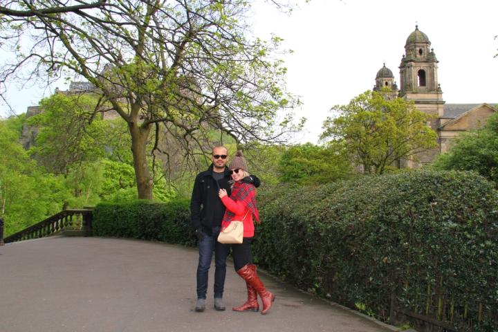 Mirella Edimburgo tartan 15