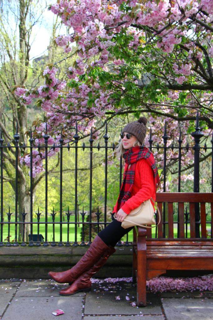 Mirella Edimburgo tartan 6