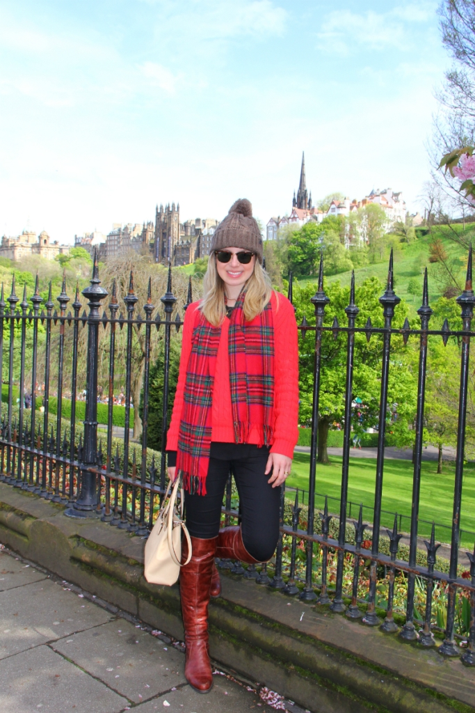 Mirella Edimburgo tartan 8