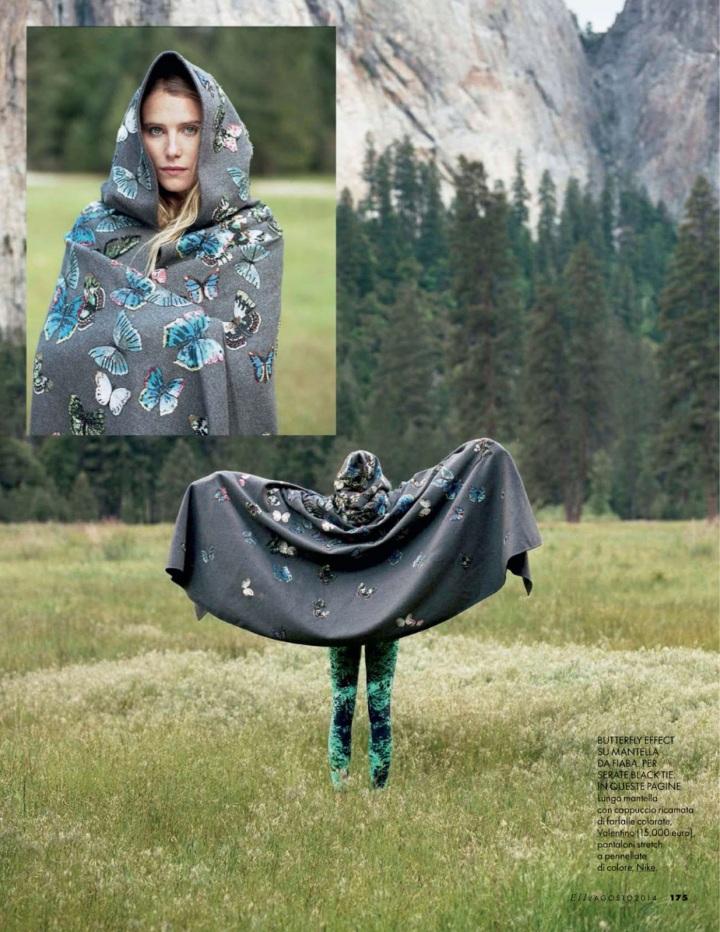 Elle Italia - Agosto 2014 (dragged) 26