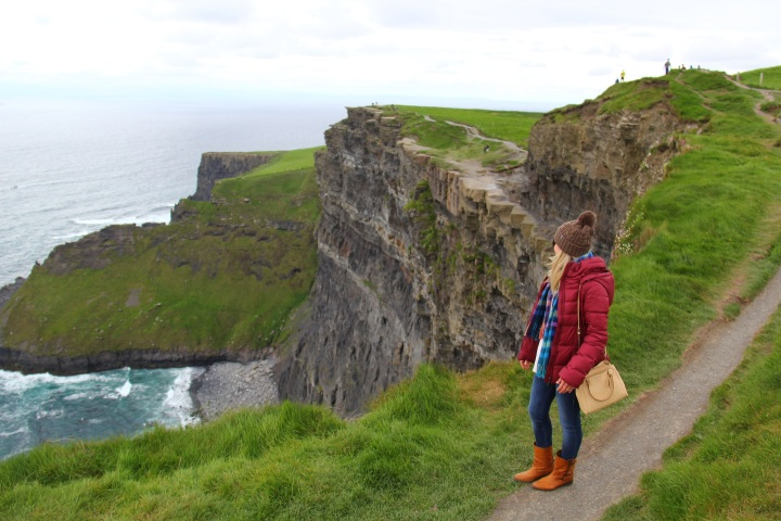 Mirella Cliffs Of Moher 3