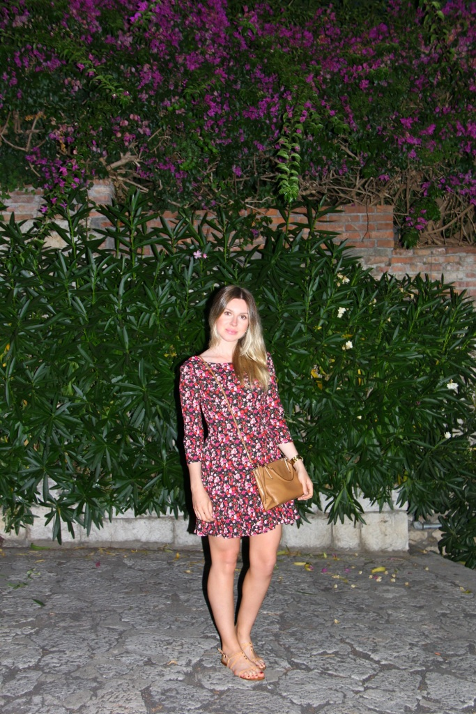 Mirella vestido floral 2