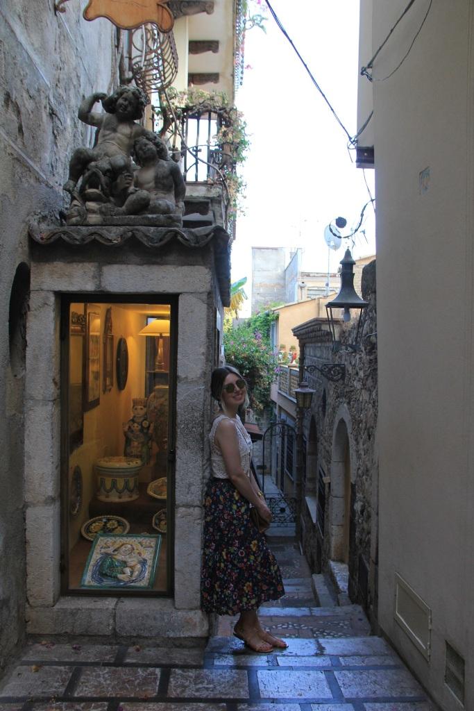 Saia midi Taormina Mirella 9