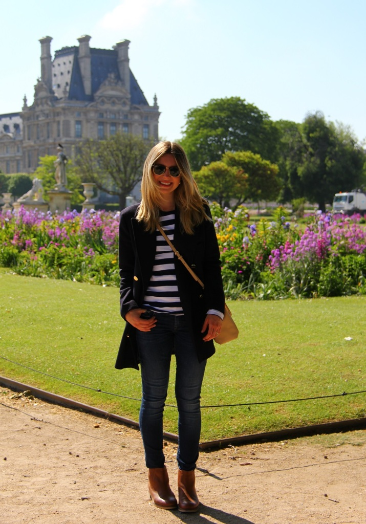 Mirella Paris navy style 21