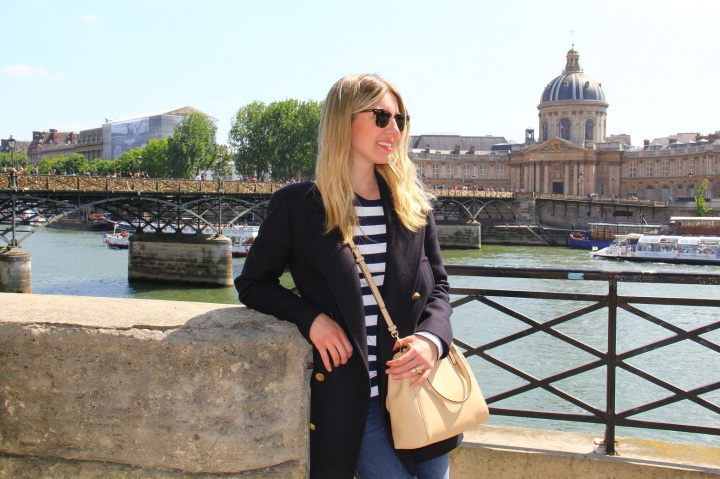 Mirella Paris navy style 5
