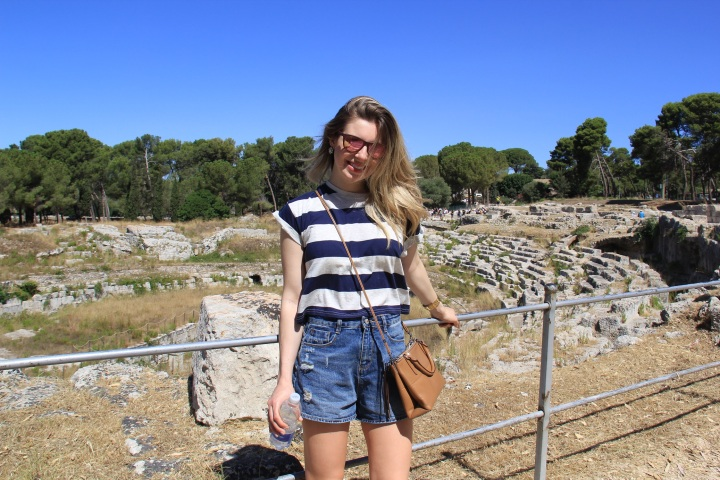Mirella cropped listrado 3