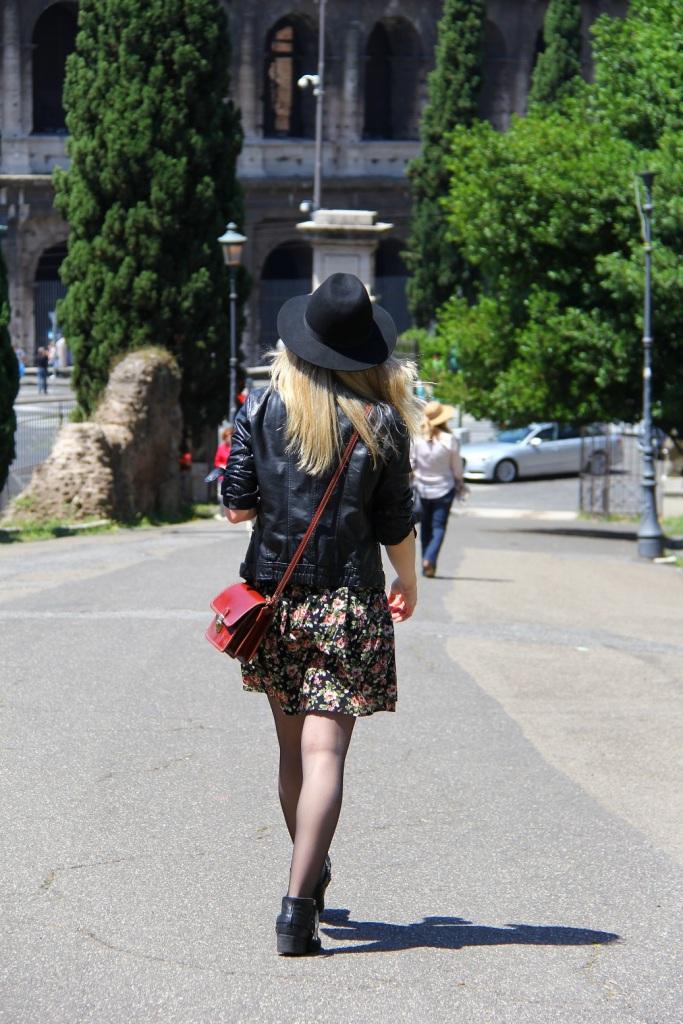 Mirella Roma vestido floral 2