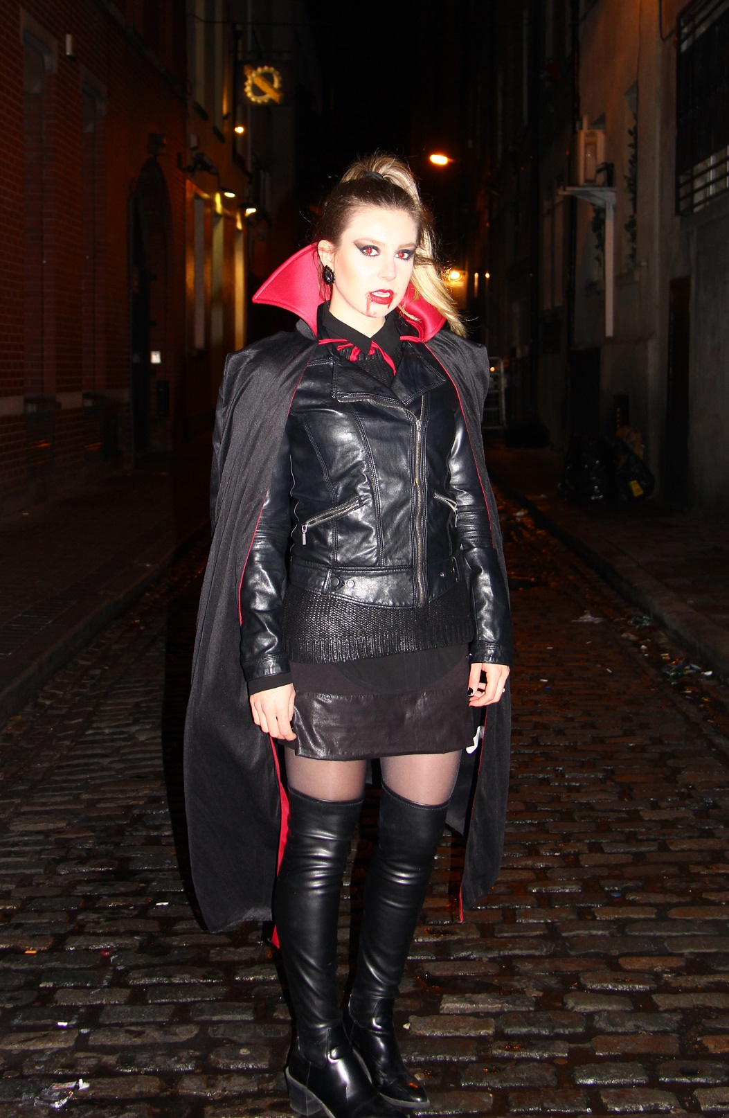 Halloween Em Dublin Mirella Cabaz