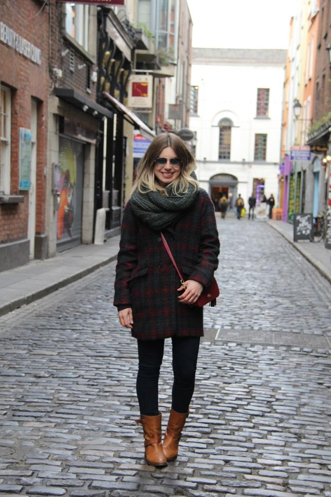 Mirella casaco xadrez 3