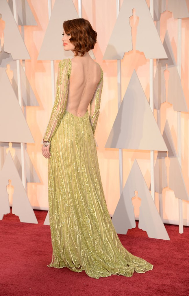 emma-stone-back-dress-oscars-2015