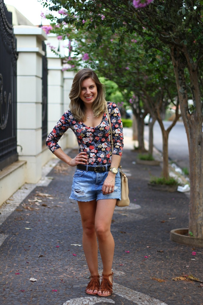 Mirella body floral 11