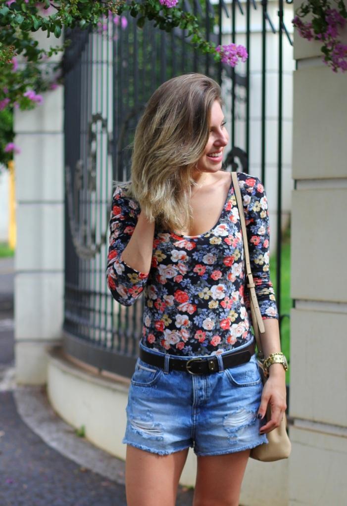 Mirella body floral 15