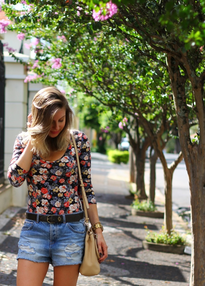 Mirella body floral 2