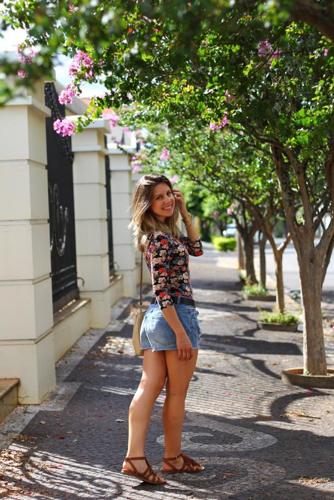 Mirella body floral 3