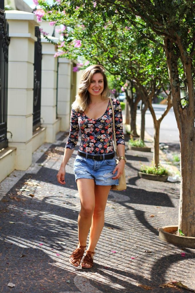 Mirella body floral 5
