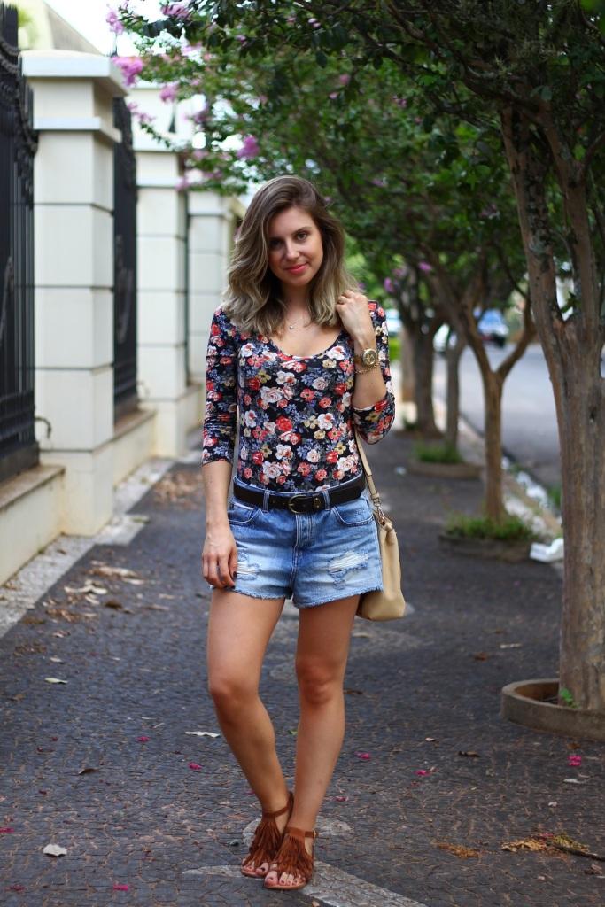 Mirella body floral 7