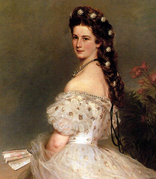 01_Empress_Elisabeth_of_Austria_in_dancing_dress_1865_Franz_Xaver_Winterhalter_01