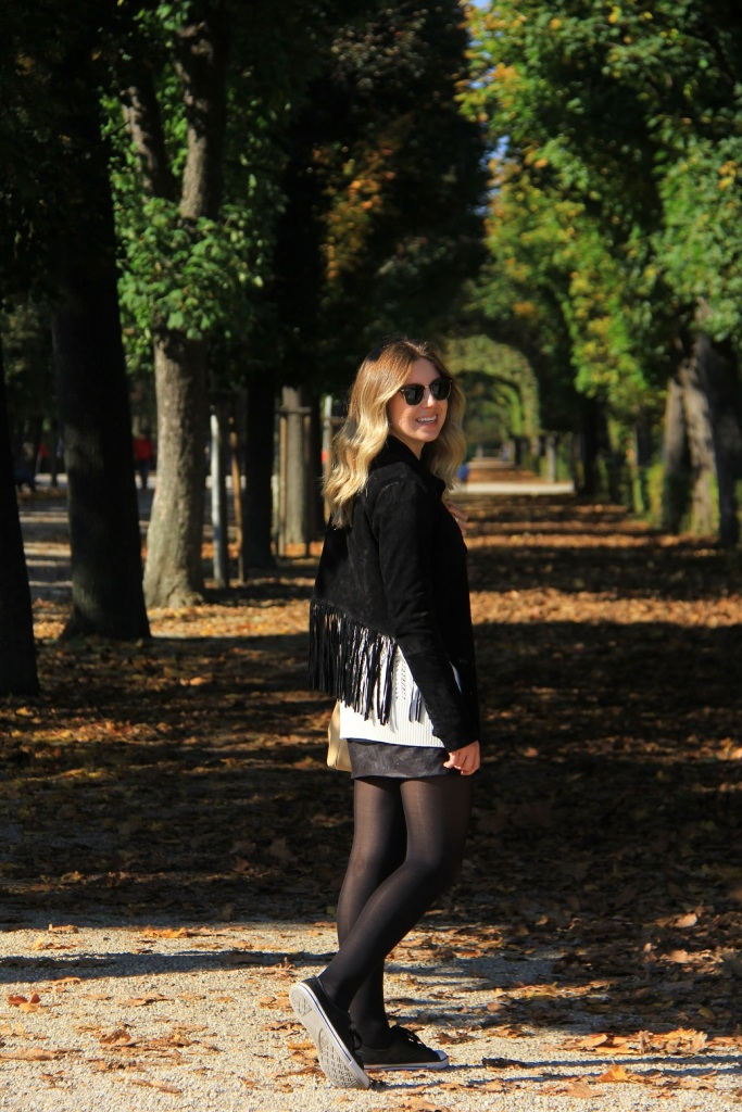 Mirella Jaqueta franjas Viena 11