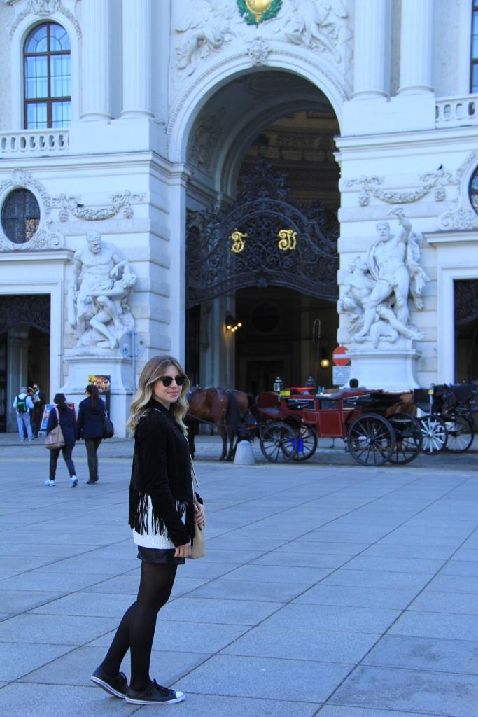 Mirella Jaqueta franjas Viena 16