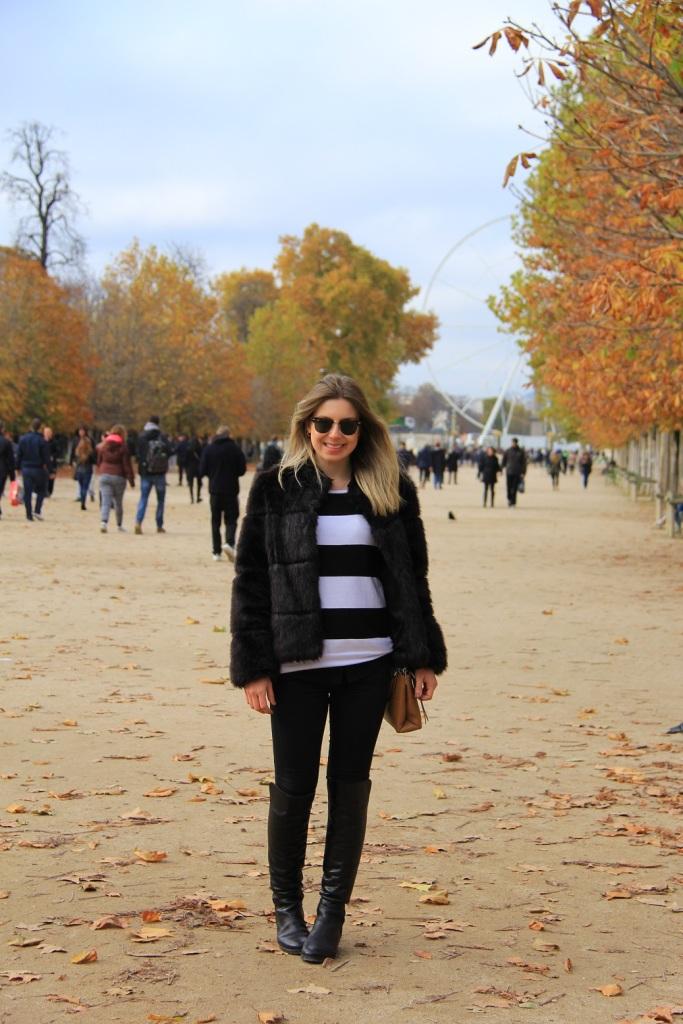 Paris casaco de pele Mirella 11