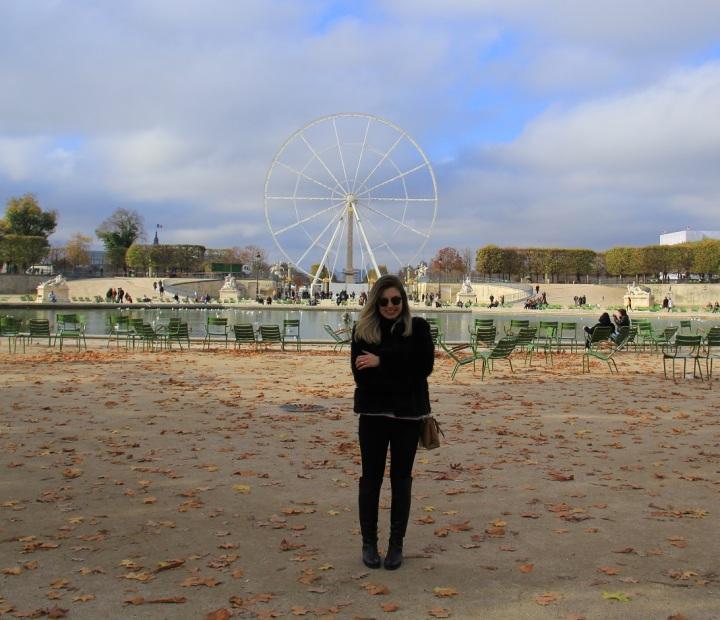 Paris casaco de pele Mirella 13