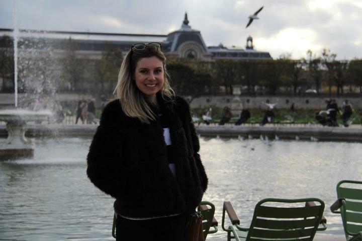 Paris casaco de pele Mirella 14