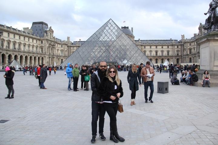 Paris casaco de pele Mirella 17
