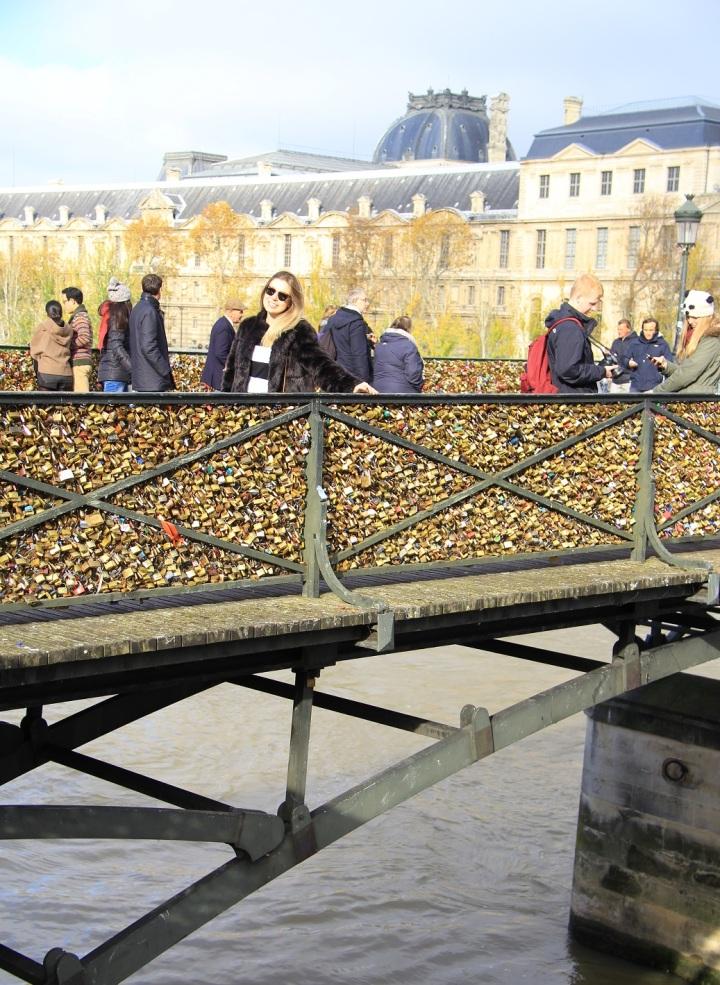 Paris casaco de pele Mirella 2