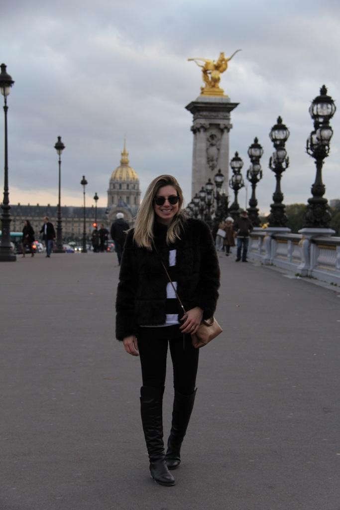 Paris casaco de pele Mirella 20
