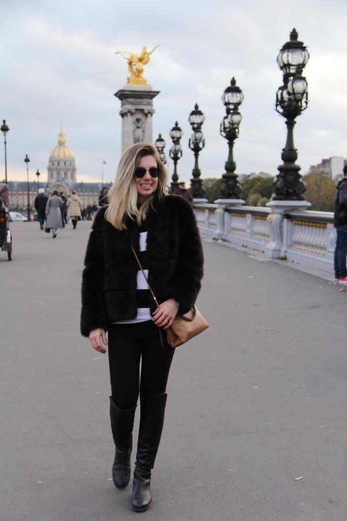 Paris casaco de pele Mirella 23