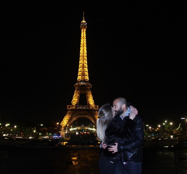 Paris casaco de pele Mirella 28