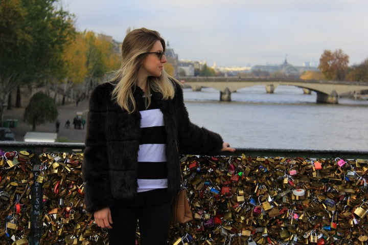 Paris casaco de pele Mirella 3
