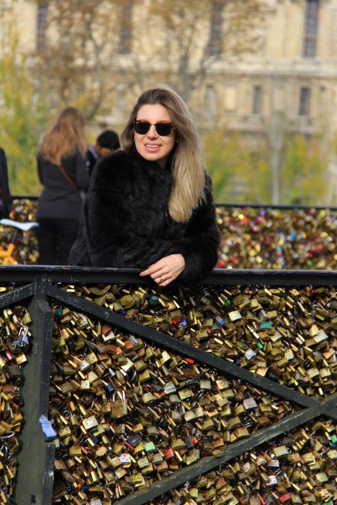 Paris casaco de pele Mirella 32