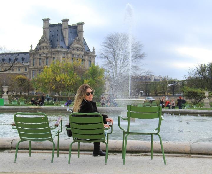 Paris casaco de pele Mirella 33