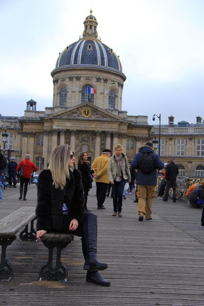 Paris casaco de pele Mirella 5