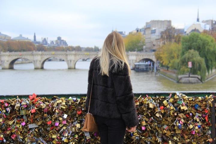 Paris casaco de pele Mirella 6