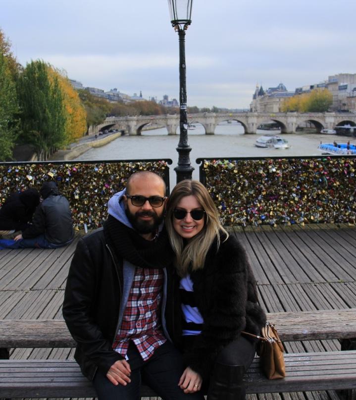 Paris casaco de pele Mirella 7