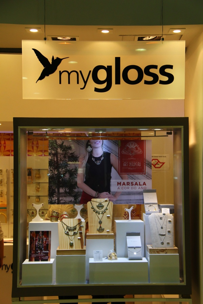 Mirella cabaz MyGloss 33