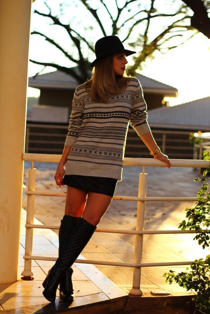 Mirella Over the Knee Atelier Mix 3