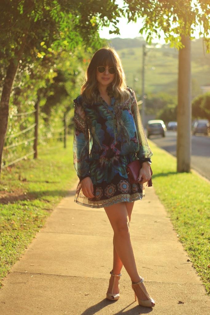 Mirella vestido estampado 1