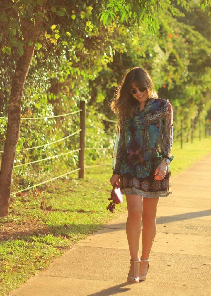 Mirella vestido estampado 10