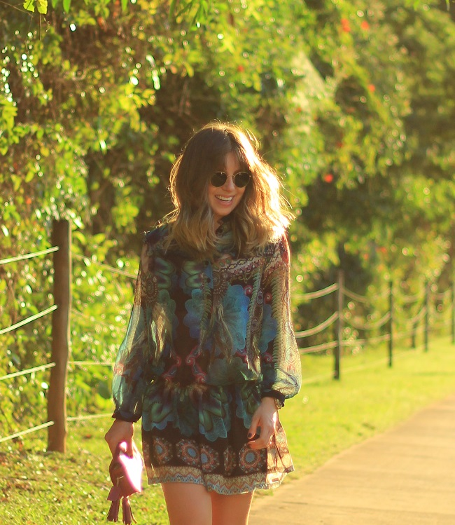 Mirella vestido estampado 11