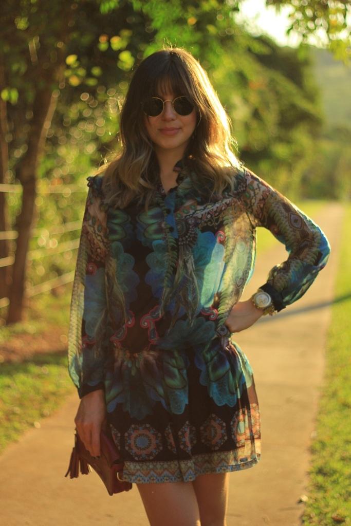 Mirella vestido estampado 12