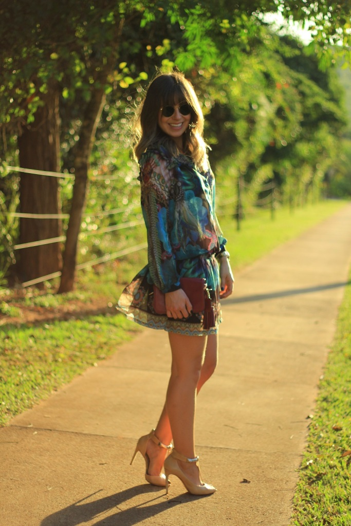 Mirella vestido estampado 3