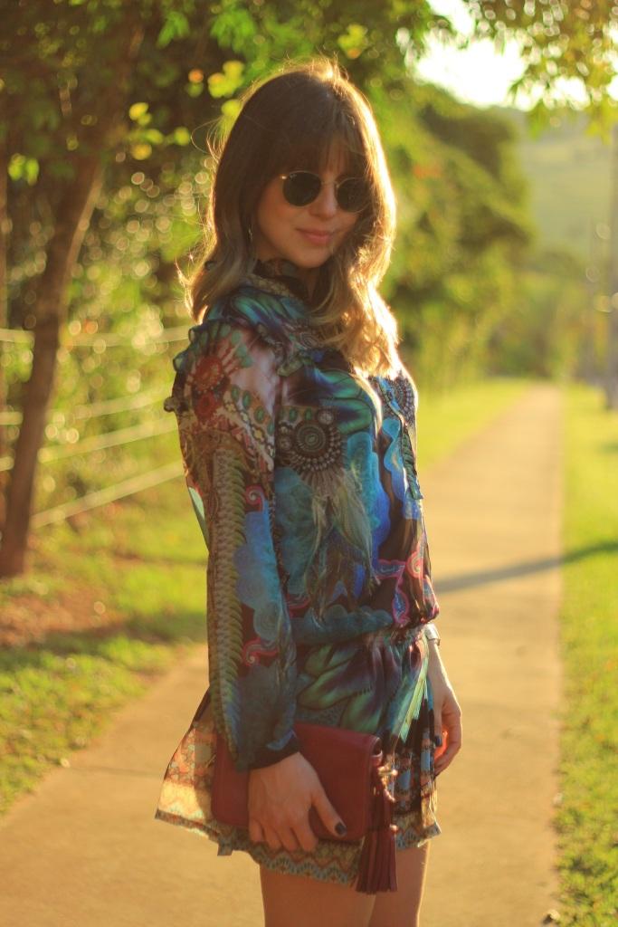 Mirella vestido estampado 8