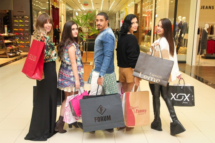 Mirella Cabaz Desafio Fashion Bauru Shopping 11