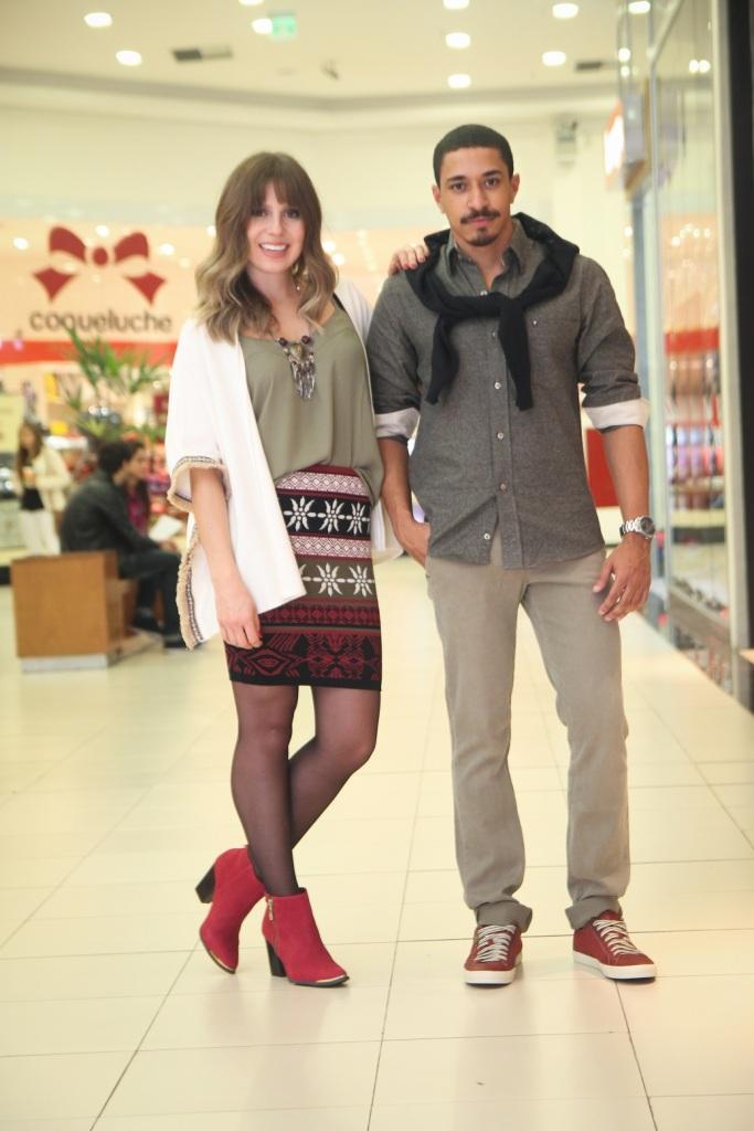 Mirella Cabaz Desafio Fashion Bauru Shopping 2